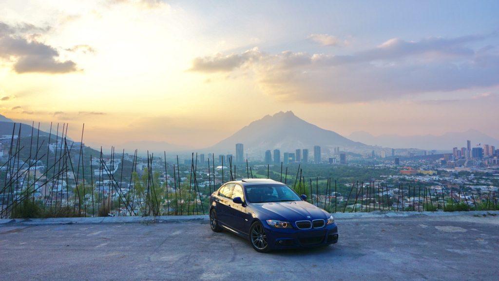 BMW 325 de Vicente