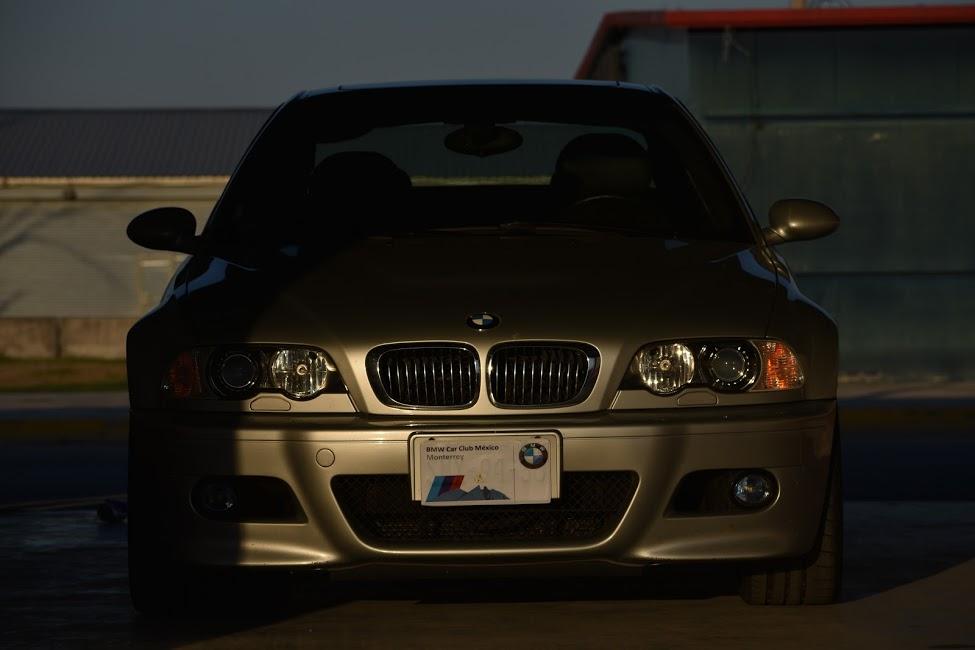 M3 E46 en el autódromo